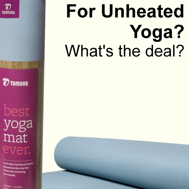 Hot vs. Unheated Yoga Mats