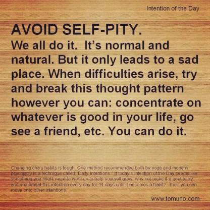 DI10_Self Pity