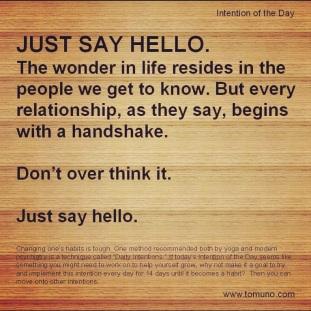 DI13 14_Just Say Hello