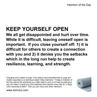 DI27b_Keep Yourself Open