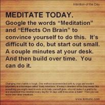 DI2_Meditate Today
